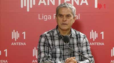 Entrevista a José Luís Ferreira, líder parlamentar do PEV