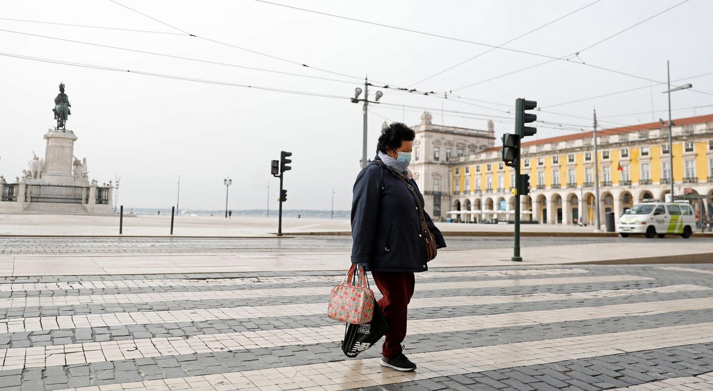 Terreiro do Paço em Lisboa / Rafael Marchante - Reuters