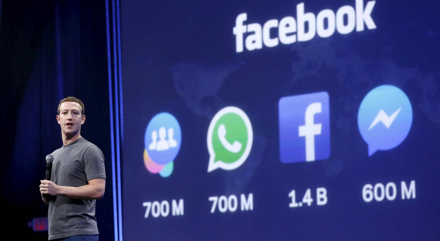 Facebook suspende 200 apps