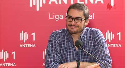 Entrevista a João Oliveira, líder parlamentar do PCP