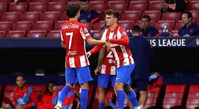 Simeone diz que Félix e Griezmann são compatíveis e vão coincidir no Atlético
