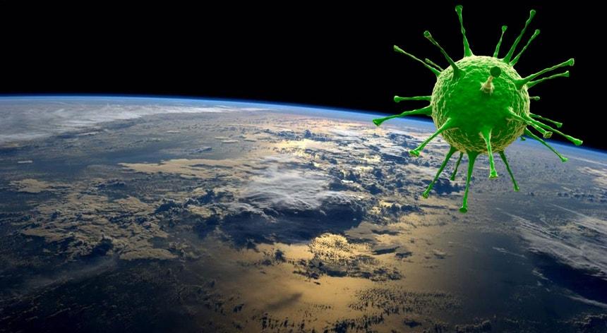Entre os estudos científicos espaciais feita pelos astronautas está a evolução dos microrganismos no espaço.