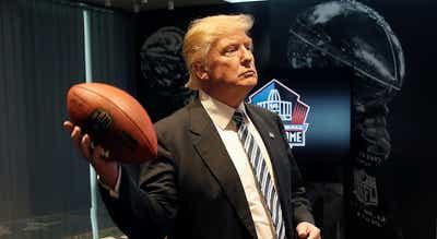 Covid-19. Trump tem urgência no regresso do desporto