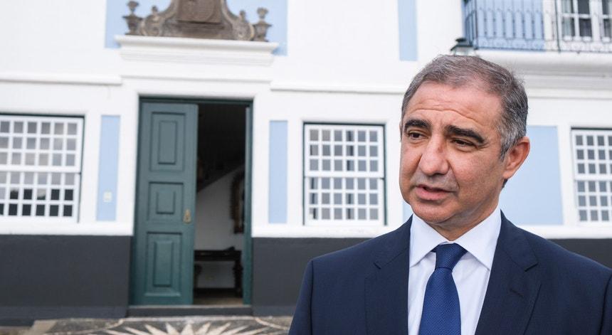 José Manuel Bolieiro lidera o novo executivo açoriano
