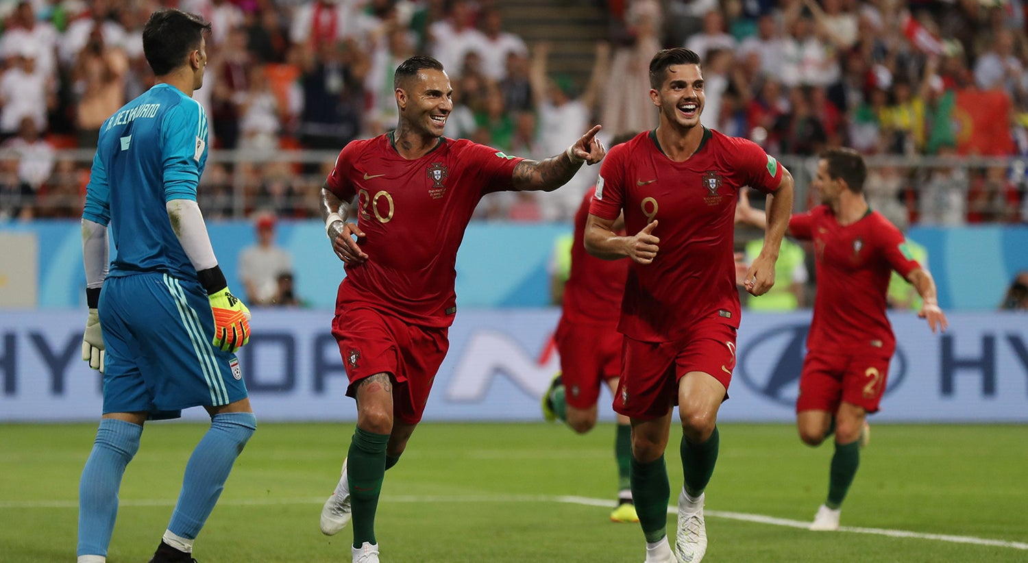Portugal nos oitavos de final