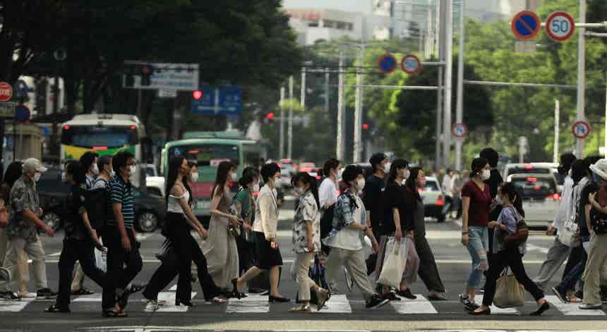 Covid-19. Autoridades de Tóquio alarmadas com novo recorde de infeções