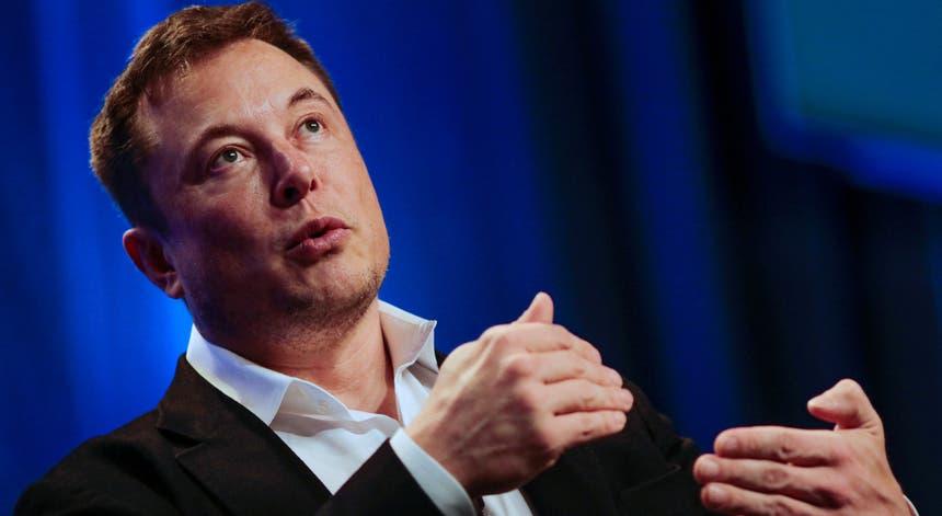 Elon Musk, fundador e CEO da Tesla.
