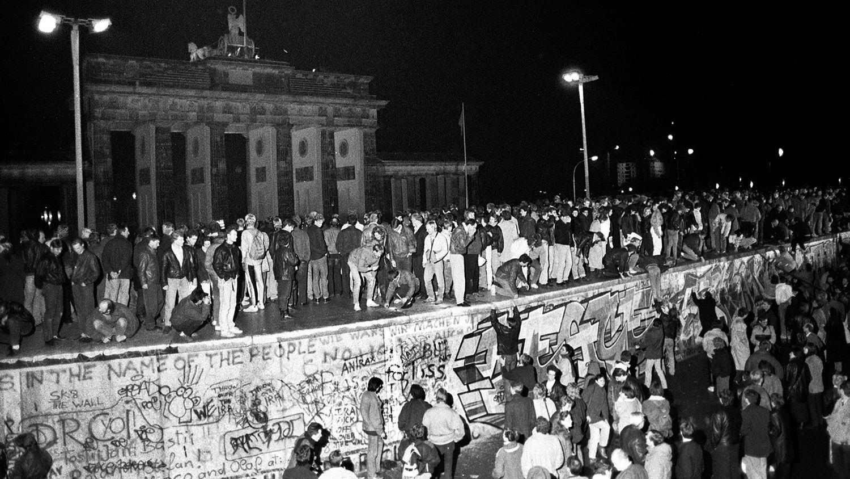 9 de novembro de 1989 | Fabrizio Bensch - Reuters