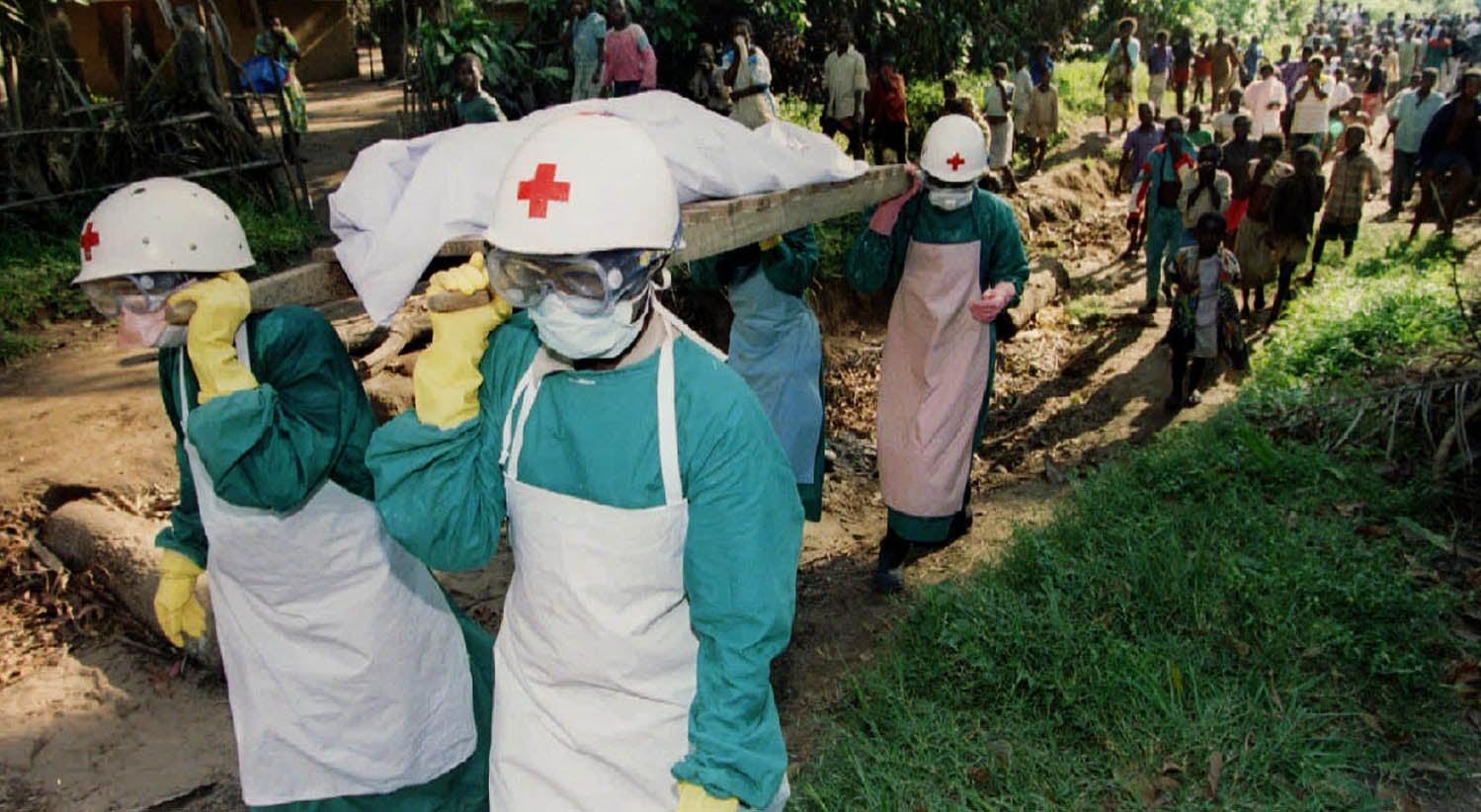 OMS declara surto de Ébola na República Democrática do Congo