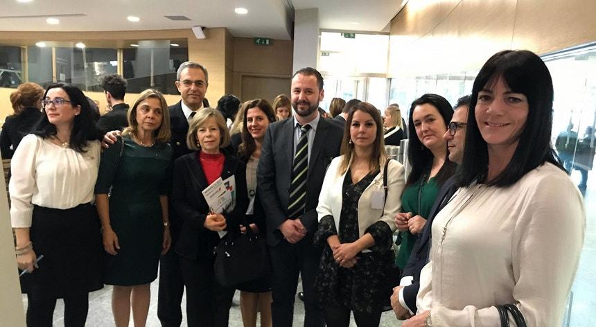 Para o embaixador português na NATO, Luís de Almeida Sampaio, este é um dos dias mais especiais da instituição
