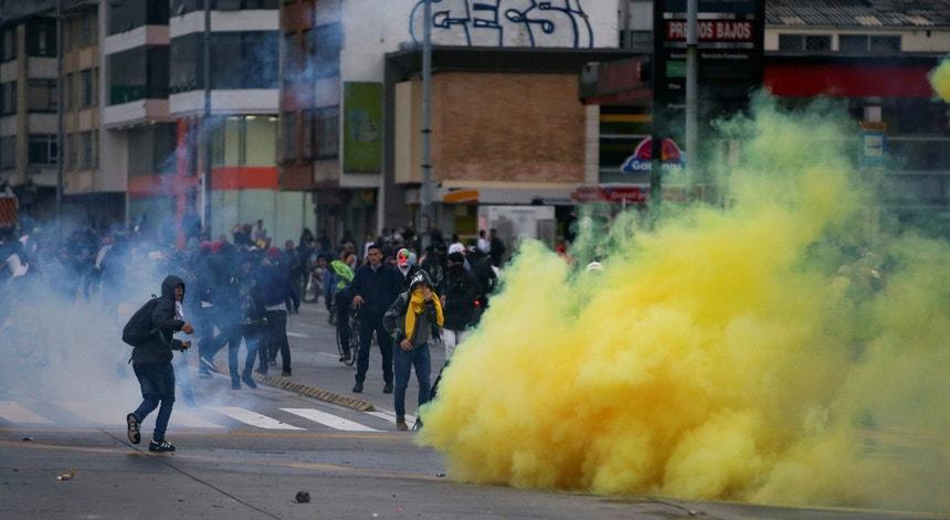 O presidente colombiano já anunciou que ouviu as exigências dos manifestantes