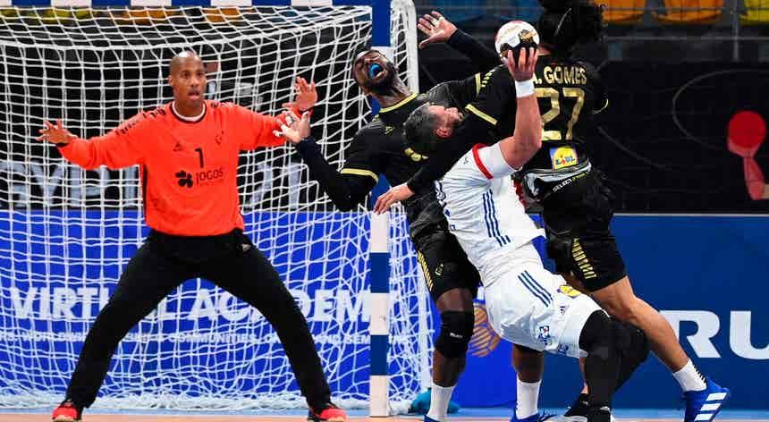 Portugal - França, Mundial de Andebol em direto na RTP