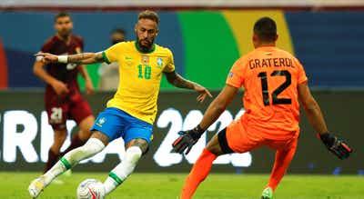 Copa América. Brasil supera a enfraquecida Venezuela
