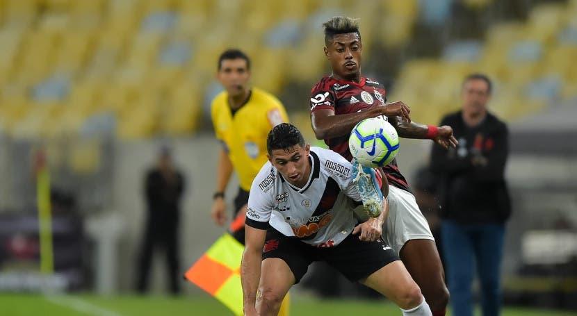 O Flamengo-Vasco da Gama foi disputado ao milímetro