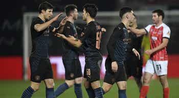 Manchester City sofre na Taça ante equipa da quarta divisão, Arsenal eliminado