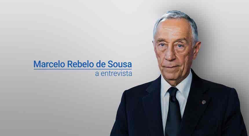 Marcelo Rebelo de Sousa. A entrevista