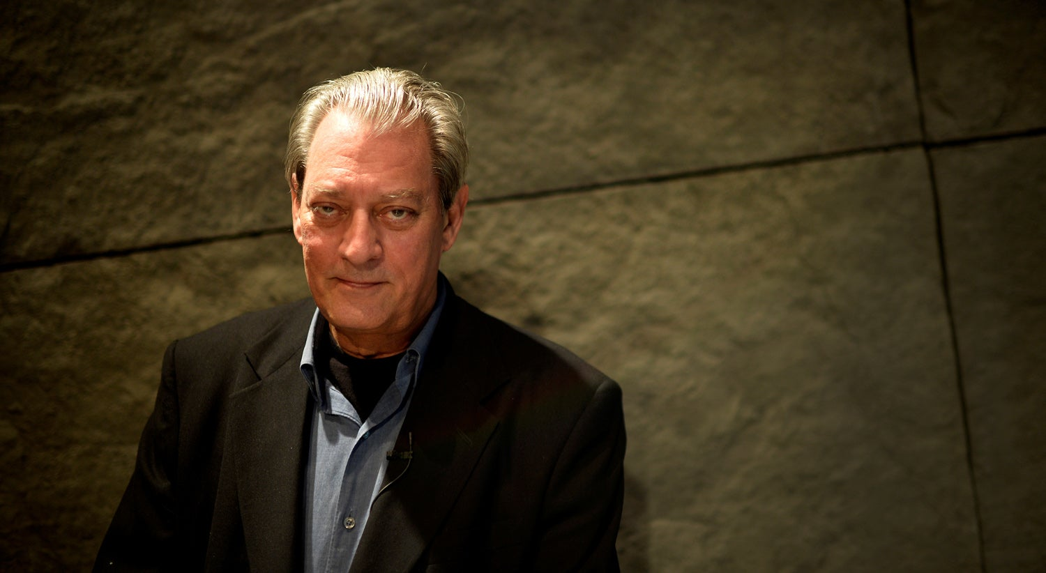 Paul Auster na shortlist do Booker Prize deste ano