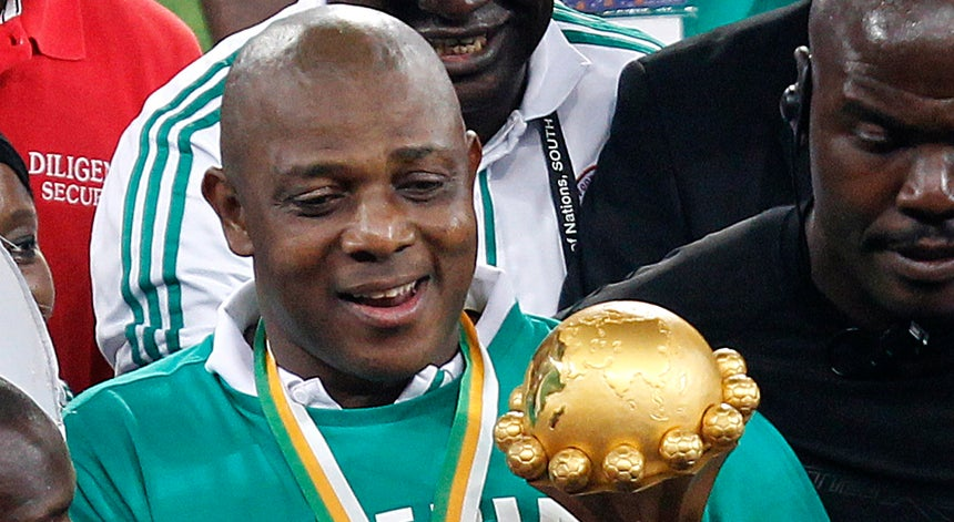 1988d94983 Stephan Keshi demite-se - Futebol Internacional - Desporto - RTP ...