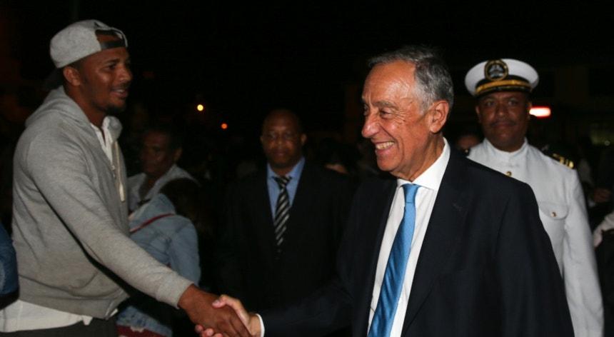 Marcelo está de volta a Cabo Verde