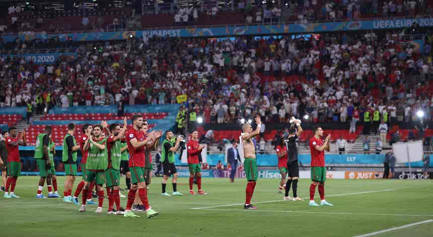 Euro2020. Portugal sofre, empata com a França e está nos oitavos