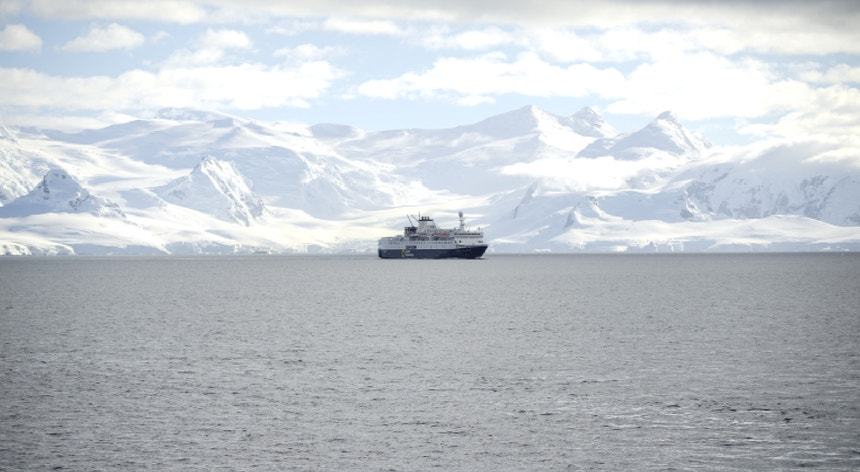 """""""O Oceano Antártico é um dos muito poucos sítios na Terra que foi minimamente afetado pelas atividades antropogénicas"""", conclui o estudo."""