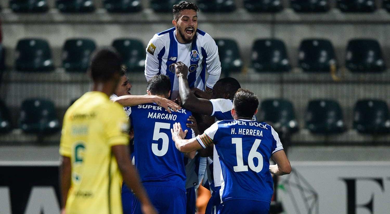 FC Paços de Ferreira - FC Porto, Taça da Liga