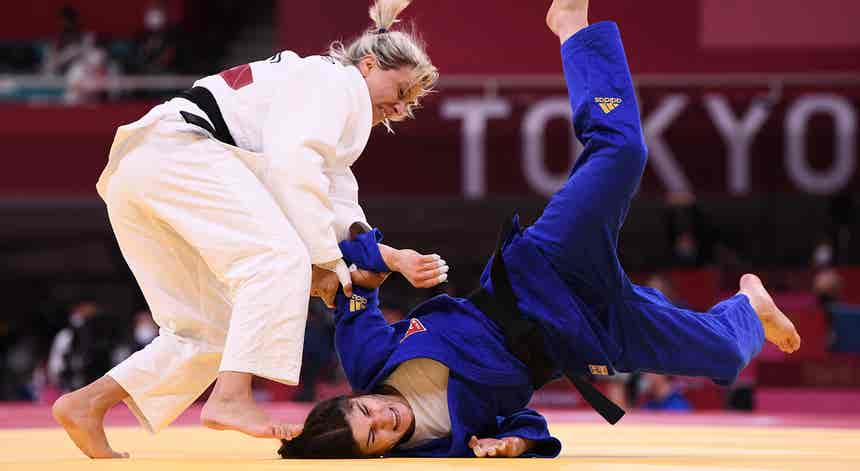 Tóquio2020. Telma Monteiro está fora dos Jogos ao segundo combate
