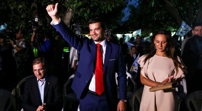 """""""Lamento a saída do CDS-PP de um projeto que eu acho vencedor"""", reagiu o candidato do PSD e do PPM à Câmara Municipal de Loures, que esta terça-feira perdeu o apoio do CDS-PP"""