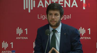 Francisco Rodrigues dos Santos à Antena1: Acordo com Chega nos Açores não fragiliza CDS