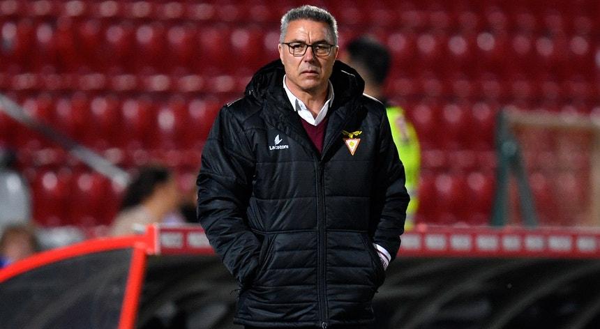 Augusto Inácio sai depois de derrota na Taça de Portugal