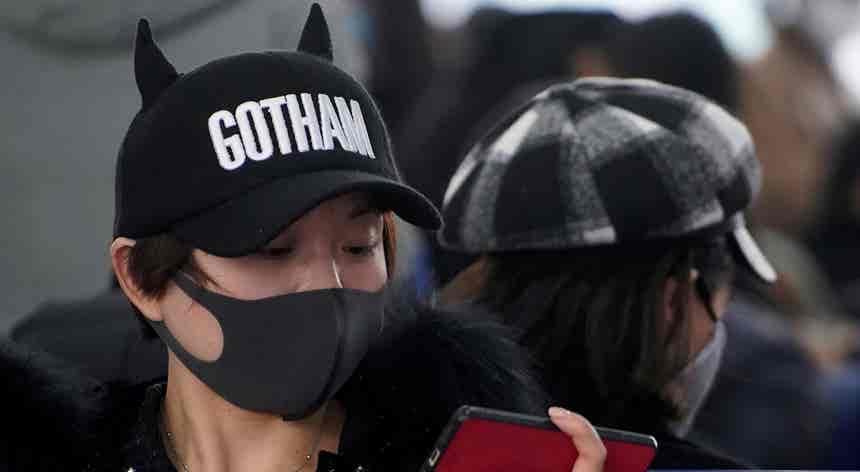Proteção batman!