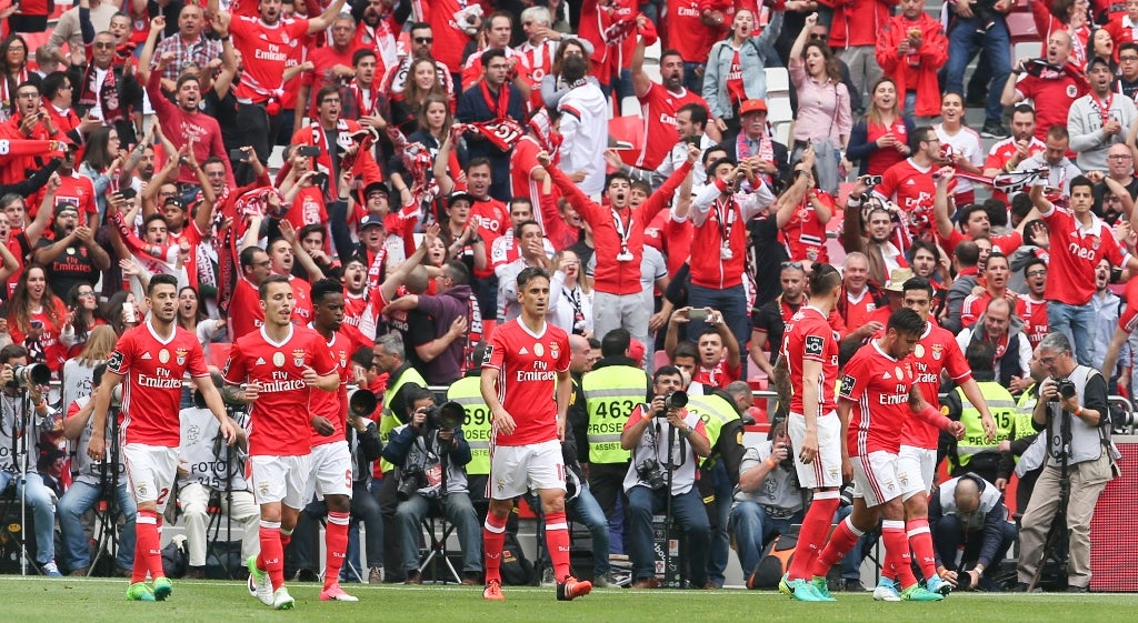 Benfica inicia International Champions Cup em Zurique