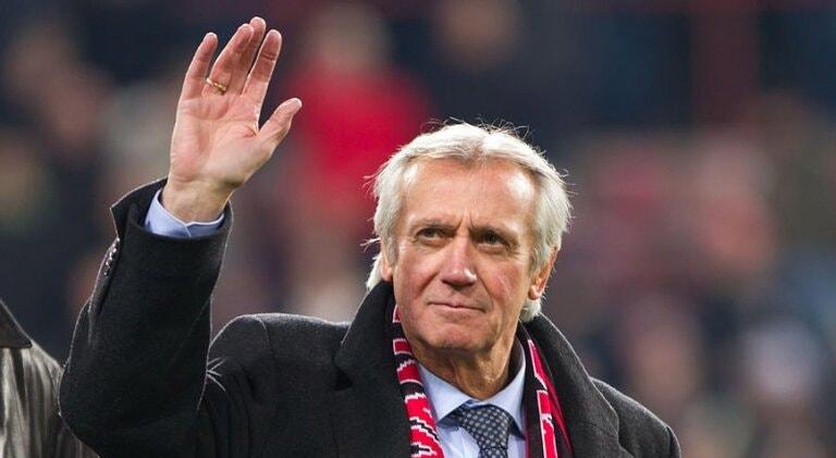 Willy van der Kuijlen, o carismático goleador do PSV e do futebol holandês