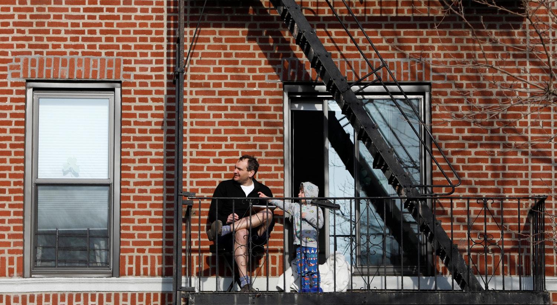 Em Brooklyn, EUA / Andrew Kelly - Reuters