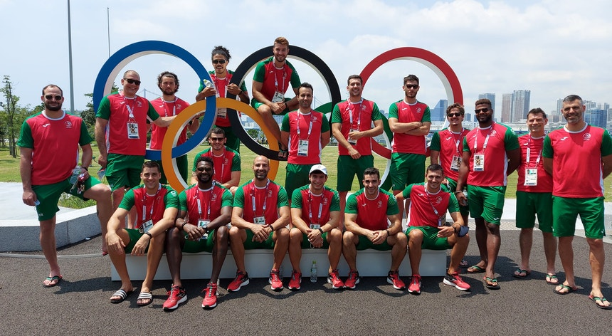 A seleção portuguesa venceu a Argentina e está pronta para iniciar os Jogos