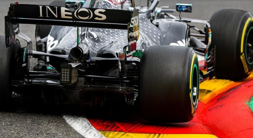 A INEOS tornou-se acionista da escuderia Mercedes
