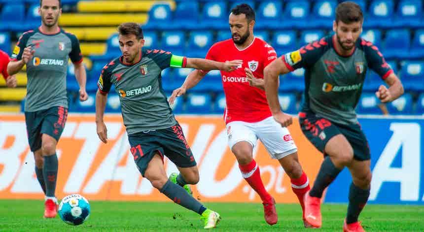 CD Santa Clara - SC Braga, I Liga em direto