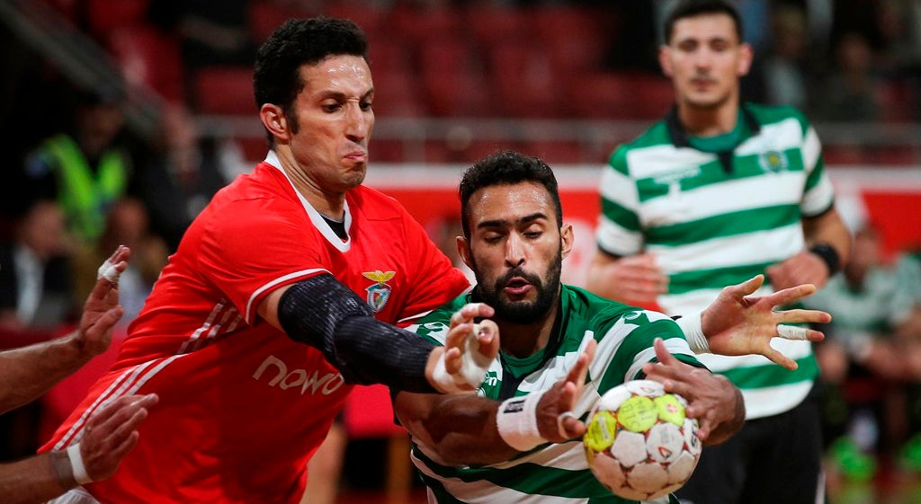 Federação de Andebol de Portugal repudia cânticos no Benfica-Sporting