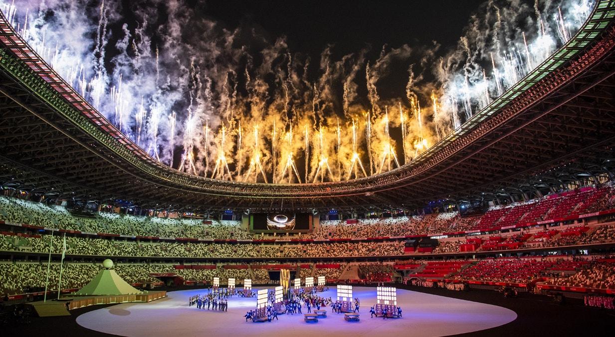 Willem-Alexander, Rei da Holanda, comparece na abertura dos Jogos | REMKO DE WAAL - EPA