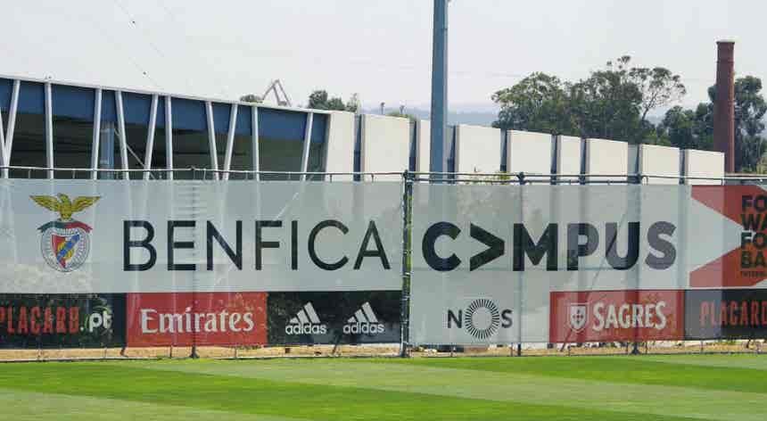 Meité fez primeiro treino pelo Benfica no regresso de Otamendi ao trabalho