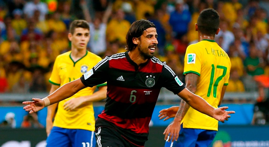 Sami Khedira confirma saída do Real Madrid