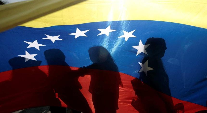 Os elementos dos GOE foram impedidos de desembarcar em Caracas
