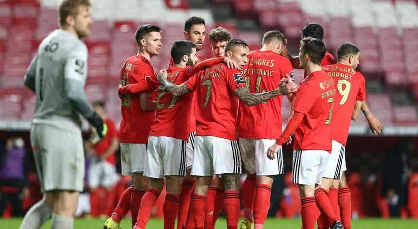 I Liga. SL Benfica - Rio Ave FC (2-0)