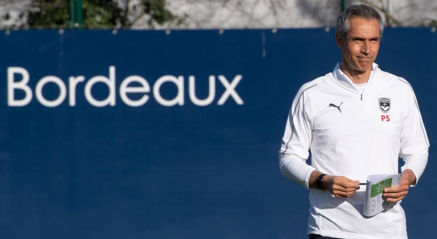 Paulo Sousa vai ter novo trabalho, agora em França