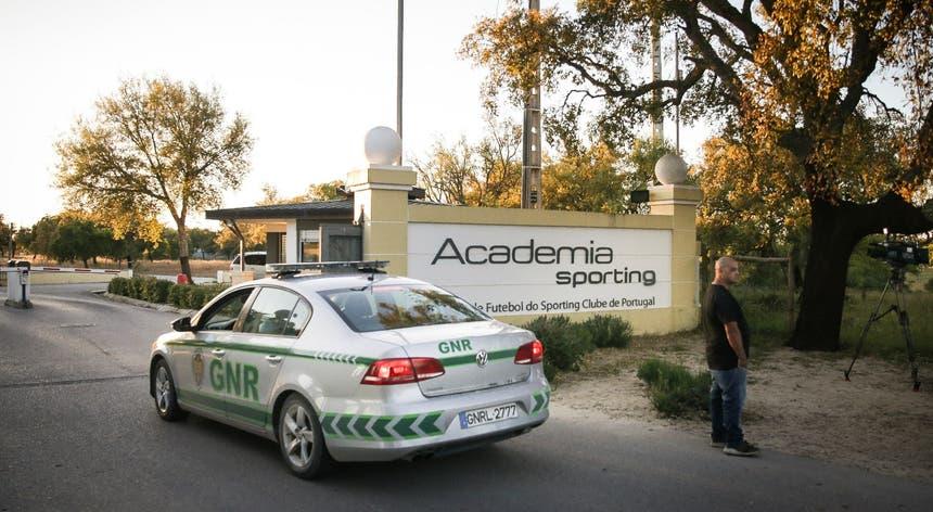 A 15 de maio de 2018, um grupo de adeptos do Sporting invadiu a Academia de Alcochete