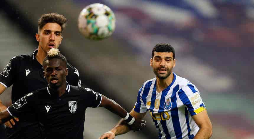 I Liga. FC Porto aproxima-se do líder e Benfica regressa ao pódio