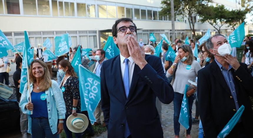 Rui Moreira pode aumentar o número de mandatos, de sete para oito, na Câmara do Porto