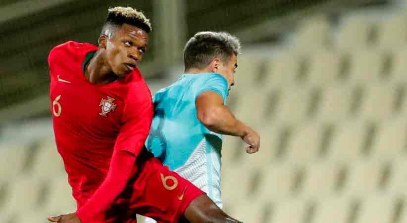 Portugal vence na Noruega e sobe a segundo no Grupo 7 do Europeu de sub-21