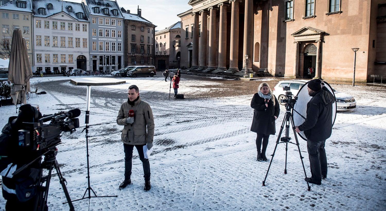 Resultado de imagem para Inventor dinamarquês condenado a prisão perpétua pela morte da jornalista Kim Wall