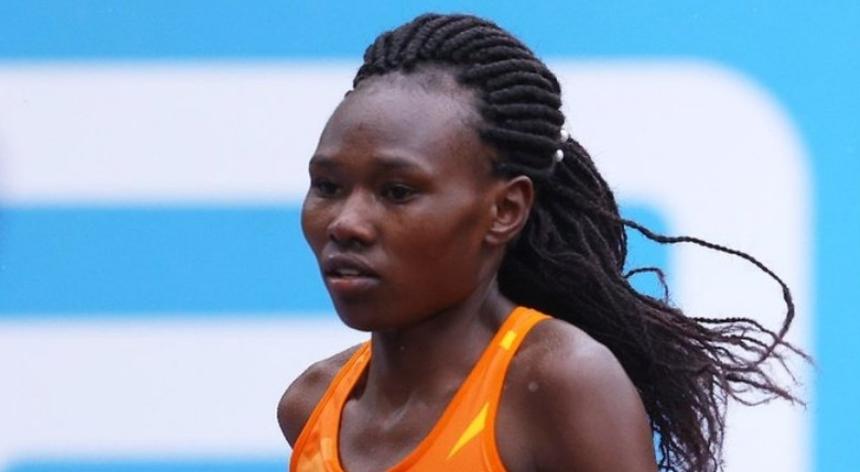 Ruth Chepngetich retirou ao anterior recorde do mundo 29 segundos